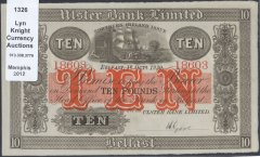 10 Pounds Netherlands Indies's Banknote