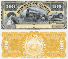 100 Dollars Hawaii's Banknote