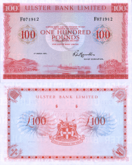 100 Pounds Netherlands Indies's Banknote