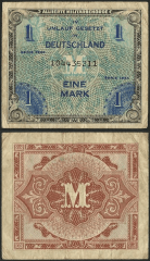 1 Mark Germany's Banknote