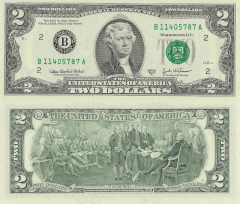 United States 2 Dollars Banknote, 2003, P-516b