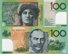 Australia 100 Dollars Banknote, 2008, P-61a