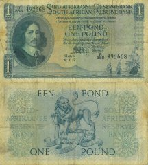 1 South Africa's Banknote