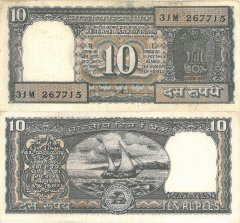 10 India's Banknote