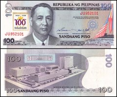 100 Piso Philippines's Banknote