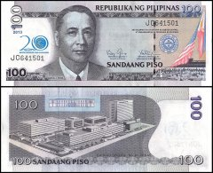 100 Pesos Philippines's Banknote