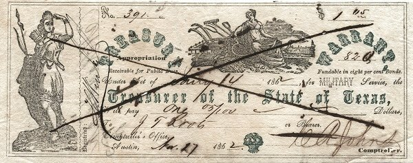 United States 1.05 Dollars Banknote, 1862, P-S3437